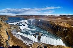 Gullfoss, Iceland (leo_li's Photography) Tags: 아이슬란드 アイスランド chute 瀑布 ísland gullfoss waterfalls 冰岛 冰島 iceland