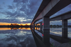 Morning Reflections (PNW-Photography) Tags: richland kennewick pasco tricities washington columbiariver river sunrise reflection sun sony sonya6000 sky waterscape water morning rokinon rokinon12mm samyang
