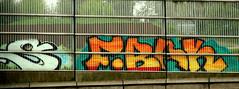 graffiti A10 (wojofoto) Tags: graffiti amsterdam highway snelweg a10 nederland netherland holland wojofoto wolfgangjosten