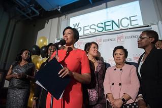 April 25, 2018 Essence Magazine Unveiling Party