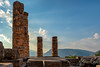 Delphi: Temple of Apollo (suleymangedik) Tags: europe greece delphi archaeology temple apollo