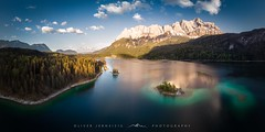 ● eibsee ● bavaria ● germany ● (Oliver Jerneizig) Tags: wwwoliverjerneizigde oliverjerneizigde oliverjerneizig canon 6d 6dii 6dmark 2 ii deutschland germany allemagne duitsland drohne dji mavic air panorama landschaft landscape eibsee lake see bavaria bayern grainau garmisch drone