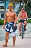 Shirtless guys walking & riding (LarryJay99 ) Tags: 2018 beach streets people ftlauderdale ocean atlanticocean shirtless peekingnippkes peekingpits pits arms navels bellies face tatts tattoos barefoot barfuss bald baldheaded sunglasses glasses legs walking men male man guy guys dude dudes manly virile studly stud masculine sexyman bicycle bikes street urban strangers candid unkpos unposed fortlauderdalebeach fortlauderdale florida swimwear hairy toes barefeet bare chest barechest handsome masculinity gaze jaw