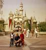 Disneyland castle (D70) Tags: janice peter sean sleeping beauty castle is fairy tale center disneyland formerly hong kong it based late19th century neuschwanstein bavaria germany fujica rapid s2