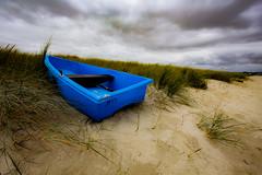 Bateau bleu / Blue boat (dbrothier) Tags: canonef1740mmf4lusm eos6d canon6d 7dwf quiberon bzh bretagne breizh bateau boat blue septembre kiberen nwn