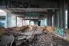 IMG_0220 (trevor.patt) Tags: gresleri parmeggiani daini architecture brutalist modernist concrete religious ruin casalecchio bologna it trespass