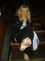 2034756560098220273kkBBBV_ph (paulswentkowski1983) Tags: dirty feet soles filthy female calloused street outdoors barefoot