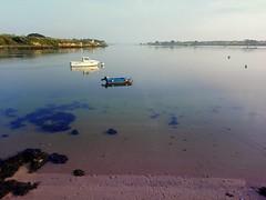 La rivière d'Etel vu du quartier du Vieux Passage à Plouhinec (Bretagne, Morbihan, France) (bobroy20) Tags: levieuxpassage plouhinec etel bretagne morbihan france côte littoral brittany tourisme auray lorient