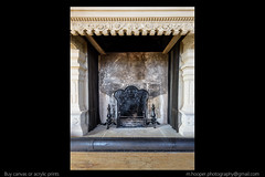 Fireplace of the wealthy (m.hooper.photography) Tags: fireplace sherborne lodge park estate stately wealthy