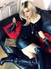 Animal Instinct (jessicajane9) Tags: tg crossdressing lgbt tgurl xdress tv cd transvestite crossdress tranny feminization trans m2f transgender crossdresser tgirl travesti leather