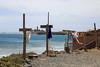 laundry II (Rasande Tyskar) Tags: puerto de la cruz fuerteventura canaryislands kanaren kanarischeinseln islascanarias laundry wäsche wäschestange sea meer port beach crosses kreuze