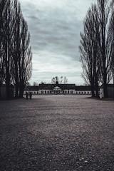Dachau, Germany (∆∂ΩO) Tags: dachau contentration camp concentrationcamp shoah jews germany munich munchën munchen monaco monacodibaviera baviera clouds lowlights lowlight lowsaturation canon canon700d 24mmcanon 24mm 28 wide mood sadness silence memory lager