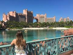 Atlantis Paradise island (baptistedavid1) Tags: iphone bahamas ocean mer plage île paradiseisland resort hostel hotel atlantis