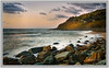 Little Garrie (Jo Langtry) Tags: 2018 australia autumn beach clouds coast colour focus garriebeach le march2018 nisifilters nsw ocean rocks royalnationalpark sand sonya7riii sonyfe24105f4goss sunrise sydney water waves
