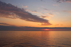 Sunset (NovemberAlex) Tags: clouds colour sunset whitstable kent water seaside