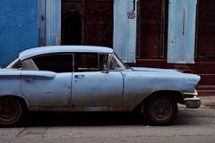 Centro - automobile 4 (luco*) Tags: cuba la havane havana habana centro automobile car voiture façade maison house casa american old vieille américaine