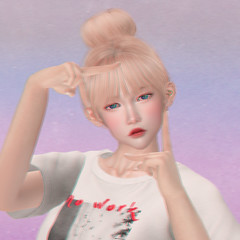 ♥ Kuriko-Osina rose tattoo/eyes / / Gacha X TSS (Tiffany Hausner) Tags: kuriko eyes secondlife fashion cute asian kawaii