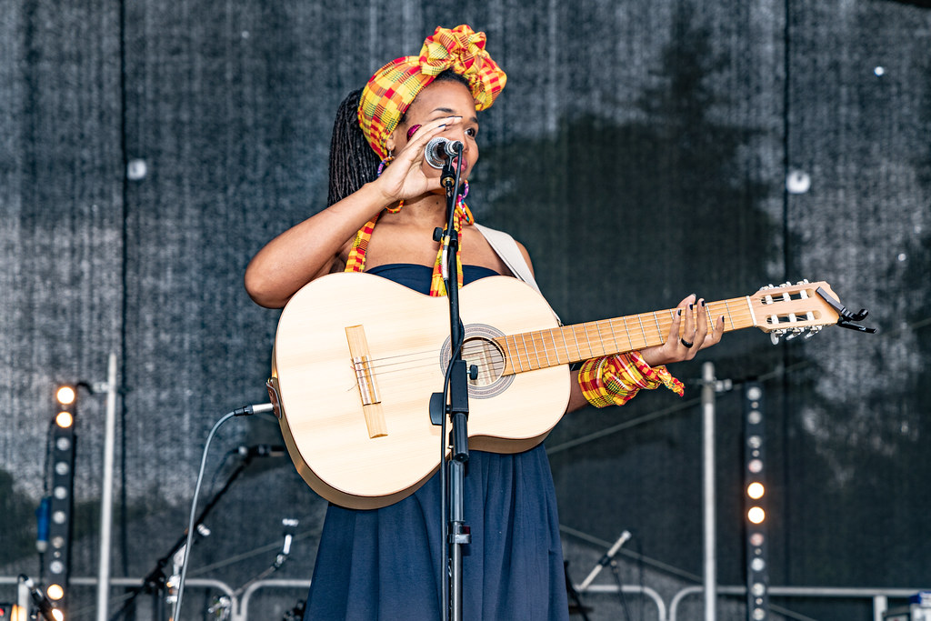 INES KHAI FROM GUADELOUPE [AFRICA DAY 2018 IN DUBLIN]-140490