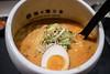 Dan Dan Noodles. (Kim Jin Ho) Tags: 딴딴면 탄탄면 korea seoul incheon japanese egg spicy sichuan peanut green onion travel destination famous place tourist