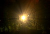 View from the bedroom window (Biscuits1960 (DaveG)) Tags: night fog beam light