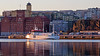 The LNG tanker M/T Seagas in Stockholm (Franz Airiman) Tags: lng liquifiednaturalgas tankfartyg gastanker tanker båt boat ship fartyg masthamnen södermalm saltsjön stockholm sweden scandinavia seagas saltsjöqvarn morgon morning gryning dawn sunrise soluppgång