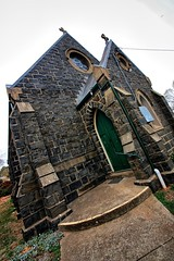 Anglican Church Millthorpe. (Ian Ramsay Photographics) Tags: stmarksevangelistchurch anglican millthorpe newsouthwales australia bishopofbathurst building parish hall erected located consecrated
