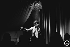 Satsuki live in Berlin (7716galaxy) Tags: satsuki japanese music musician rock concert live blackandwhite berlin vocal marieantoinette highfeel black backlight lights white artist germany eutour europe musik