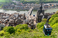 Dinant, Belgium (George Pachantouris) Tags: dinant ardennes belgium meuse maas
