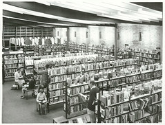 Williams Memorial Library, Gisborne, 1971 (Archives New Zealand) Tags: library archivesnewzealand photograph nationalpublicitystudios books education reading publiclibraries gisborne turanga