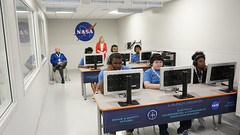 """Stemliner STEM & MOH Character Development weekend at NASA • <a style=""""font-size:0.8em;"""" href=""""http://www.flickr.com/photos/157342572@N05/28466164298/"""" target=""""_blank"""">View on Flickr</a>"""
