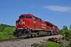 CP 8126 New Beaver (ERIE1960) Tags: railroad railfan trains locomotive canadianpacific delawareandhudson ge ac4400cwm westportny newyorkrailroads canadianrailroads freighttrain adirondacks
