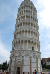 Пізанська вежа, Піза, Італія InterNetri Italy 190