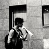 Sandwich ( serie black texture ) (Jean-Marc Vernier) Tags: noiretblanc blackandwhite bnw bw street streetphotography streetview urban city fujifilm fujixt20