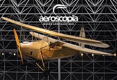 79x54mm // Pou du ciel // Aeroscopia