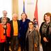 Karin Kneissl trifft serbische VertreterInnen der Zivilgesellschaft
