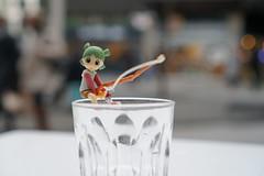 Good catch! (omgdolls) Tags: yotsuba よつば sit rement