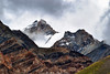 Out Exploring ... (_Amritash_) Tags: mountains mountainpeak gritty grittysurface snowcappedmountains clouds travel spiti lahaulspiti himachal himalayas