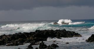 Spain Tenerife / Buenavista del Norte - Rocas del   Fraile