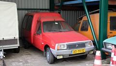 Citroën C15 E 1986 (XBXG) Tags: rd79fz citroën c15 e 1986 citroënc15 c15e citroënc15e red rood rouge vlietskade arkel nederland holland netherlands paysbas youngtimer old classic french car auto automobile voiture ancienne française vehicle outdoor