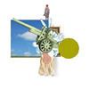 Die Frage auf die Antwort (Die blauen Reiter) Tags: art photo collage machine road pollution landscape lost progress unreal subtle horse war pigs dada surreal 2018 merzcomtumblrcom