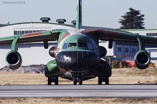 Japan Air Self Defence Force, Kawasaki EC-1, 78-1021.