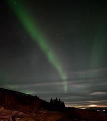 Aurora Borealis in Kirkjuból, Reykholt, Iceland (Jean-Marc Vacher) Tags: auroraborealis northernlights auroreboréale aurore aurora islande iceland kirkjuból reykholt d800e samyang 14mm