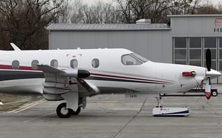 Pilatus PC-12/47 'OE-ESM' @ LOAV