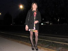 Milan - Via Mecenate (Alessia Cross) Tags: crossdresser tgirl transgender transvestite travestito