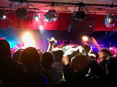 Norma Jean @ The Analog Cafe and Theater, Portland, OR, 16 March 2018 (UHandInYrTicket) Tags: normajean portland or 2018 theanalogcafeandtheater