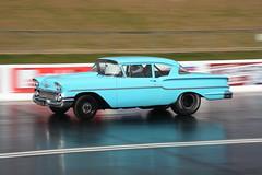 Chevy_8137 (Fast an' Bulbous) Tags: drag race track strip automobile vehicle fast speed power acceleration motorsport santapod outdoor nikon d7100 gimp test testing racecar