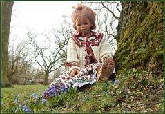 Tivi ... (Kindergartenkinder) Tags: kindergartenkinder annette himstedt dolls tivi grugapark essen bausternchen
