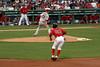 Mookie takes a lead (ConfessionalPoet) Tags: redsox baseball mookiebetts rightfielder rf baserunner lead firstbase alexmeyer pitcher rhp losangelesangels