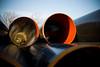 7 Rohre (Rene_1985) Tags: leica m 9 p 50mm 095 asph noctilux rohre rost rust sonne schatten schwarz