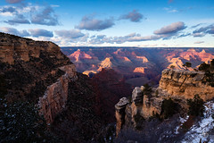 Grand Canyon | South Rim (@archphotographr) Tags: ©hassanbagheri ©hbarchitecturalphotography archphotographr canoneos5dmarkiii nature landscape nationalpark us arizona grandcanyon southrim grandcanyonnationalpark 2018 winter march ef1635mmf28liiusm wondersoftheworld unescoworldheritagesite coloradoriver gorge deeptime geology